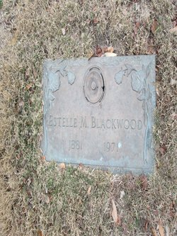 Estelle <i>Moyer</i> Blackwood