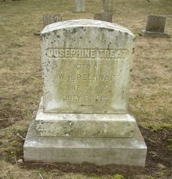 Lucy Josephine <i>Treat</i> Belknap