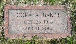 Cora A. Baker