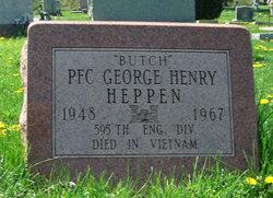 George Henry Butch Heppen, Jr
