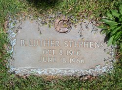 Robert Luther Stephens