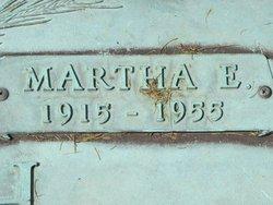 Martha Elizabeth <i>Bliss</i> Leech