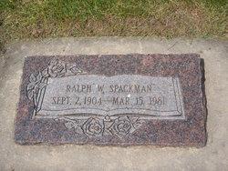 Ralph William Spackman