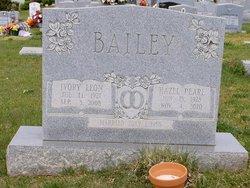 Ivory Leon Bailey