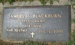 Samuel S Blackburn