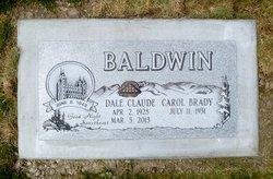 Dale Claude Baldwin