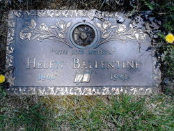 Helen E. <i>Payne</i> Ballentine