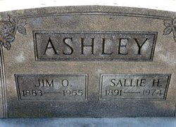 Sallie <i>Hogan</i> Ashley