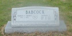 Barbara Jean <i>Gill</i> Babcock
