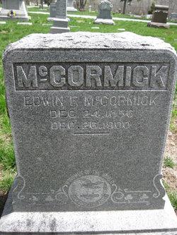 Edwin F. McCormick