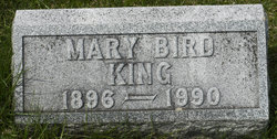 Mary <i>Bird</i> King