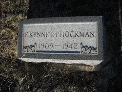 Everett Kenneth Kenneth Hockman