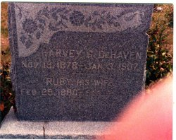 Harvey George DeHaven