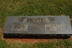 D. P. Broyles