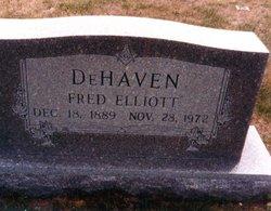Fred Elliott DeHaven