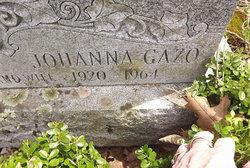 Johanna <i>Gazo</i> Caniano