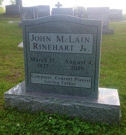 John McLain Rinehart, Jr