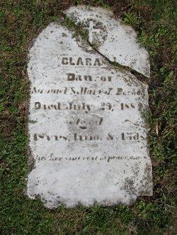 Clara Jane Becher