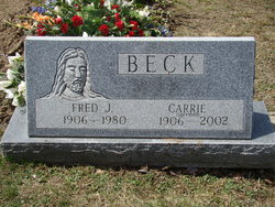 Mary Carolyn Carrie <i>Sheridan</i> Beck