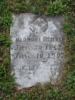 Theodore Benden