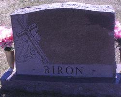 Alphonsine <i>Levesque</i> Biron