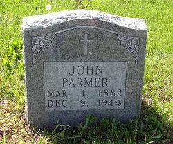 John Pinkney Parmer