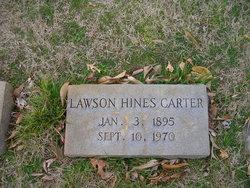 Cora Lawson <i>Hines</i> Carter