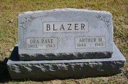 Ora <i>Rake</i> Blazer