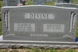 Claude Marvin Devine