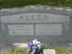 William R Allen