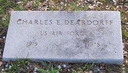 Charles E Deardorff