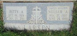 William Arthur Larsen