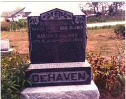 Martha D. <i>Wright</i> DeHaven
