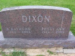 Peggy Ann <i>Kist</i> Dixon