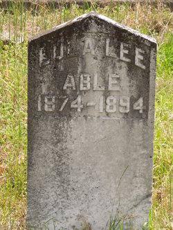 Lula Lee Able