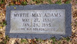 Myrtle May Adams