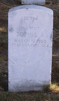 Sophie A <i>Jaschke</i> Emig