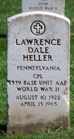 Lawrence Dale Heller