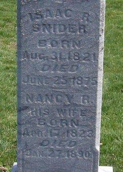 Nancy <i>Hight</i> Snyder