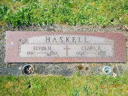 Elvin H Haskell