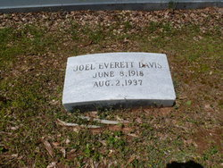 Joel Everette Davis