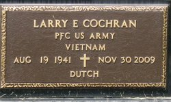 Larry E. Dutch Cochran