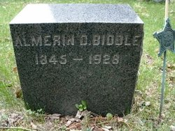 Almerin David Biddle