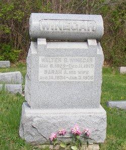 Walter Smiley Winegar