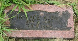 Horace Arnold Hod Albee