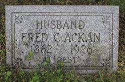 Fred Ackan, Sr