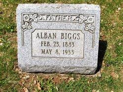 Alban D Biggs
