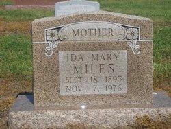 Ida Mary Miles