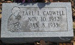 Infant Cadwell