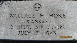 Lieut Wallace H. Hoke